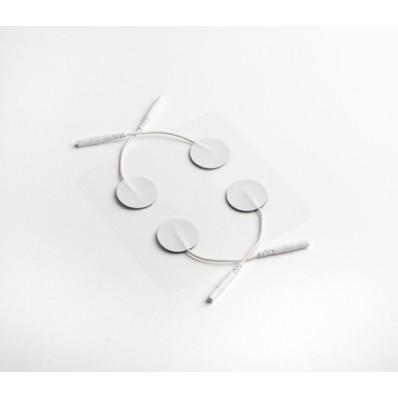 "1"" Round Electrode"