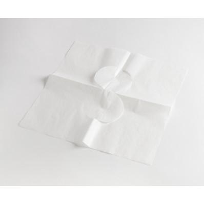 Headrest Face Paper Sheets