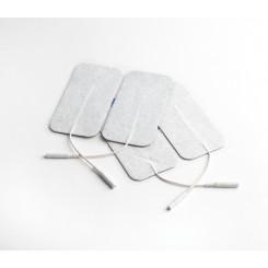 "4"" x 7"" - Rectangle Electrode"