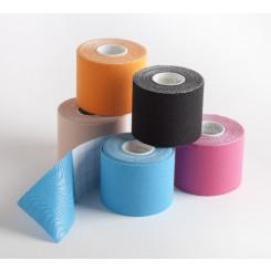 "4"" x 4.5 yards Kinesio Tape - Orange"
